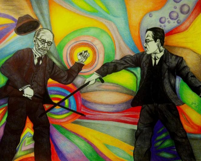 Jung v Freud